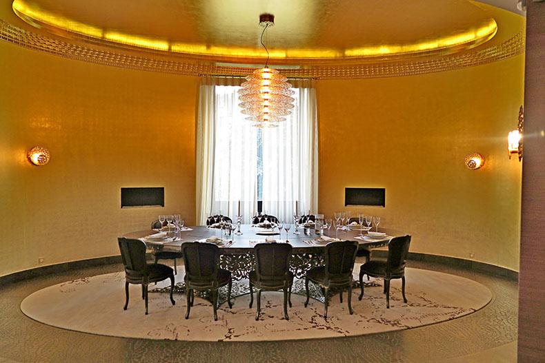 voilage-sur-mesure-salle-à-manger-restaurant-paris