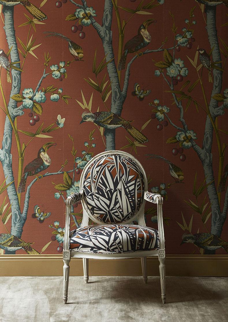réfection-fauteuil-louis-xvi-médaillon-paris-en-tissu-nobilis_
