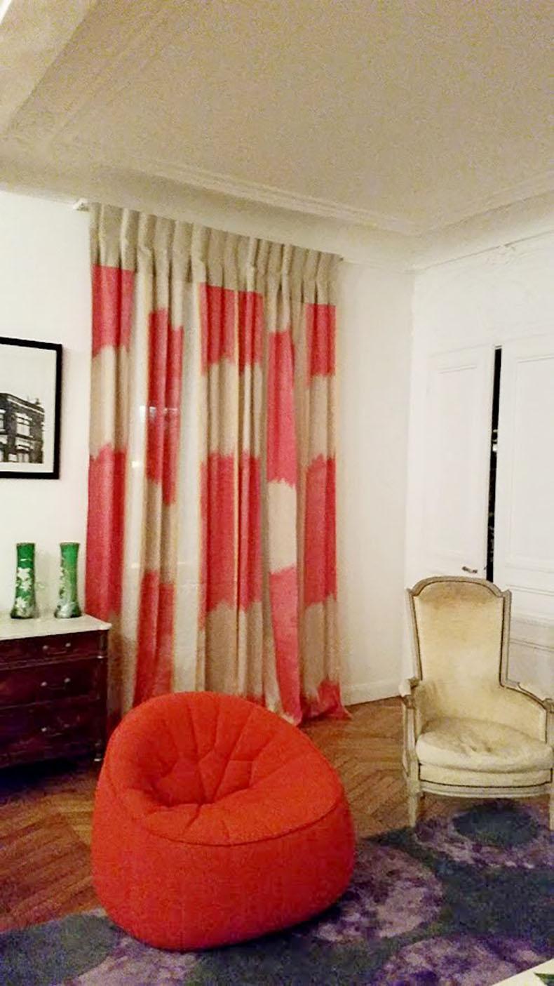 rideaux-sur-mesure-plis-plats-salon-paris