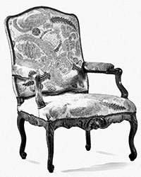 fauteuil-style-re-gence