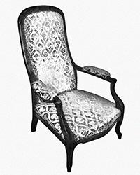 fauteuil-voltaire-louis-philippe-noyer